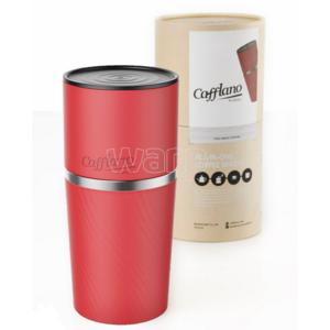 în aer liber coffeemaker Cafflano Klassic roșu CAF0003, Cafflano