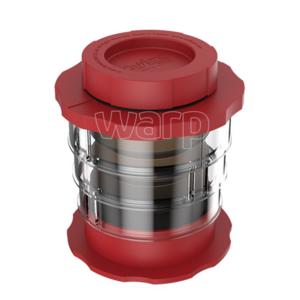 în aer liber coffeemaker Cafflano Kompact roșu CAF0004, Cafflano