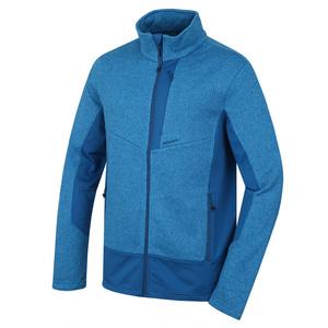pentru bărbați lână pulover Husky Alan M tm. albastru, Husky
