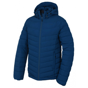 pentru bărbați pană jacheta Husky Donnie M albastru, Husky