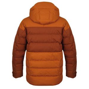 pentru bărbați pană jacheta Husky Dester M maro-portocaliu / maro, Husky