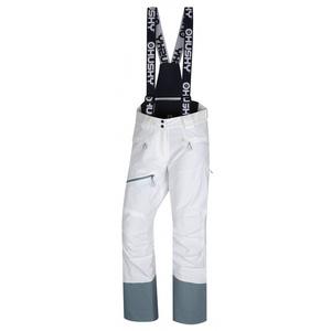 Femeii schi pantaloni Husky Gilep (L) alb, Husky