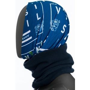 cravată Silvini Floriano UA1524 albastru, Silvini