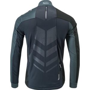 pentru bărbați softshell jacheta Silvini cazinou MJ701X negru, Silvini