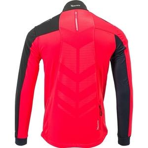 pentru bărbați softshell jacheta Silvini cazinou MJ701X roșu, Silvini