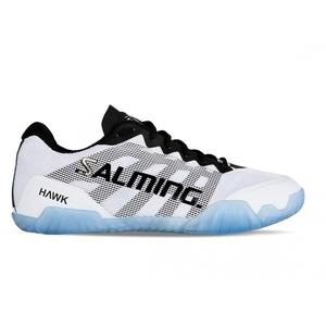 Pantofi Salming șoim pantof bărbaţi Alb / Negru, Salming