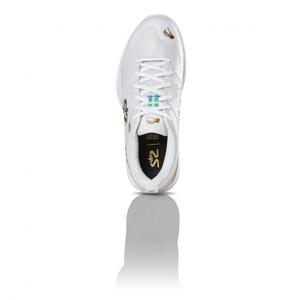 Pantofi Salming viperă 5 pantof femei Alb / aur, Salming