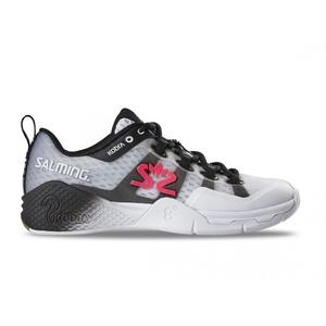 Pantofi Salming cobră 2 pantof femei Alb / Negru, Salming