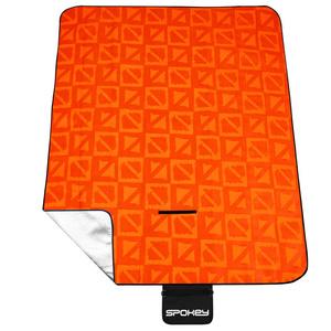 picnic quilt Spokey PICNIC APRICOTE 150 x 180 cm, Spokey
