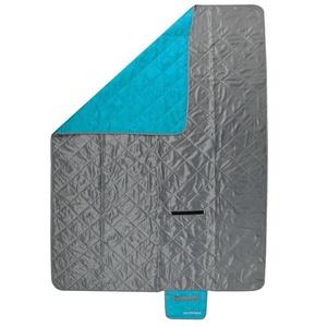 camping quilt Spokey CANYON 200x140cm gri / albastru, Spokey