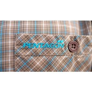 Tricouri cu scurt maneca cercetaș QuickDry PENTAGON® TB verificări, Pentagon
