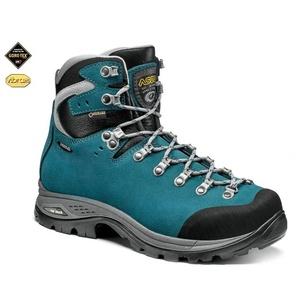 Pantofi ASOLO codru verde GV ML petroleum/A918, Asolo
