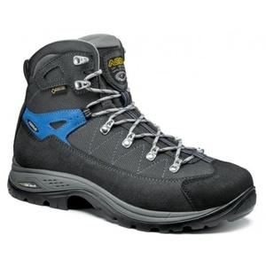 Pantofi ASOLO căutător GV MM grafit / gunmetal / sport blue/A915, Asolo