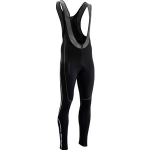 Pentru bărbaţi elastic pantaloni Silvini MOVENZA MP1320 negru, Silvini
