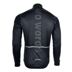pentru bărbați jacheta Silvini parin MJ1122 negru, Silvini
