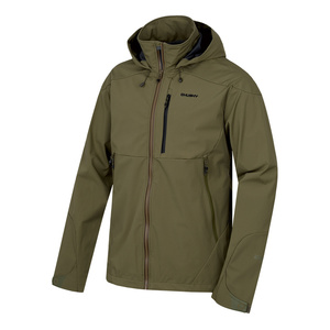 pentru bărbați softshell jacheta Husky Sauri M tm. oliv, Husky