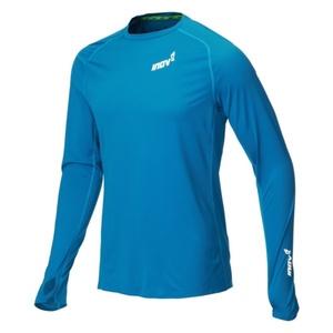 cămașă Inov-8 BAZA DE ELITE LS M 000276-BL-02 albastru, INOV-8