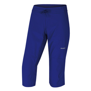 Femeii softshell 3/4 pantaloni Husky rapid (L) tm. albastru regal, Husky