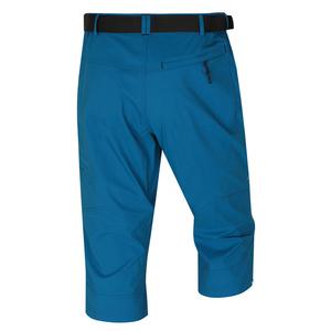 Pentru bărbaţi 3/4 pantaloni cler M tm. albastru, Husky