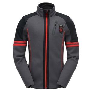 pulover Spyder Men`s Wengen complet Zip la mijlocul wt Stryke lână 181372-069, Spyder