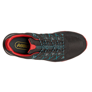 Pantofi Asolo grilă GV MM black/red/A392, Asolo