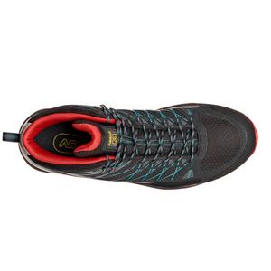 Pantofi Asolo grilă la mijlocul GV MM black/red/A392, Asolo