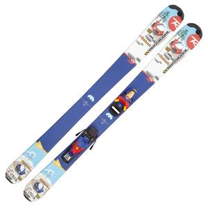 schiuri Rossignol ROBOT + Comp KID 25 (L), Rossignol