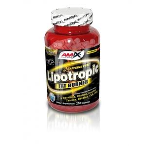reducere greutate Amix Lipotropic grăsime arzător 200cps, Amix