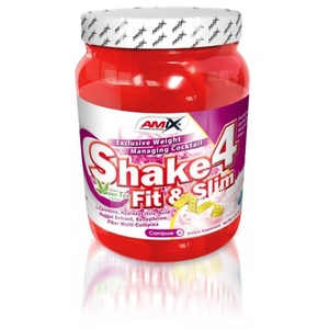 reducere greutate Amix Shake 4 Fit & Slim pwd., Amix