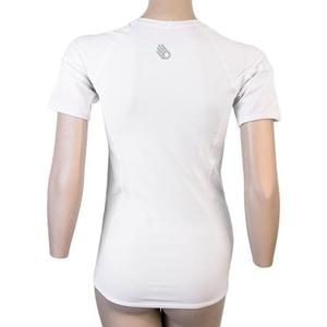 Femeii cămașă Sensor Coolmax TECH kr.rukáv alb 20100022, Sensor