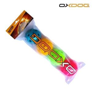set floorball bile Oxdog rotor bilă culoare tub, Oxdog