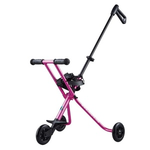 Copii rătăcitor Micro tricicleta Deluxe Roz, Micro