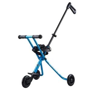 Copii rătăcitor Micro tricicleta Deluxe albastru, Micro