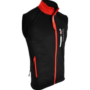 pentru bărbați softshell jacheta Silvini Mutta MJ426 negru-rosu, Silvini