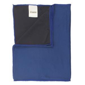 răcire prosop Yate culoarea albastru 30 x100 cm, Yate