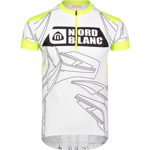 pentru bărbați ciclism jersey NORDBLANC hoho NBSMF6649_CRN, Nordblanc