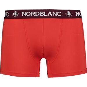 Pentru bărbaţi bumbac boxeri Nordblanc adâncime red NBSPM6865_CVN, Nordblanc