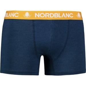 Pentru bărbaţi bumbac boxeri NORDBLANC înflăcărat NBSPM6866_ZEM, Nordblanc