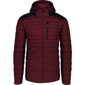 pentru bărbați iarna jacheta Nordblanc Shale burgundia NBWJM6910_ZPV, Nordblanc