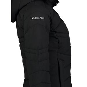 femei iarna jacheta Nordblanc strâmba negru NBWJL6927_CRN, Nordblanc