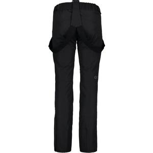 Femeii schi pantaloni NORDBLANC nisipos negru NBWP6957_CRN, Nordblanc