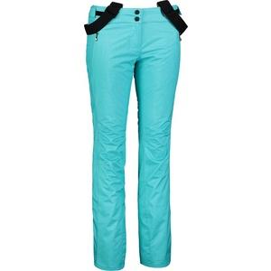 Femeii schi pantaloni NORDBLANC nisipos albastru NBWP6957_TYR, Nordblanc