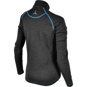 femei tricoul Silvini Cristallo WJ558L cărbune (extins), Silvini