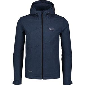 pentru bărbați softshell jacheta Nordblanc ajutor albastru NBWSM7019_MHZ, Nordblanc
