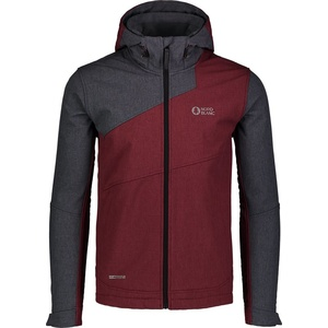 pentru bărbați softshell jacheta Nordblanc ajutor burgundia NBWSM7019_ZPV, Nordblanc