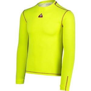 Pentru bărbaţi termo cămașă Nordblanc aproape galben NBBMM7082_BPZ, Nordblanc
