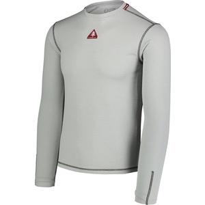 Pentru bărbaţi termo cămașă Nordblanc aproape gri NBBMM7082_SED, Nordblanc