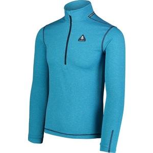 Pentru bărbaţi termo cămașă Nordblanc Trift albastru NBBMM7083_MOF, Nordblanc