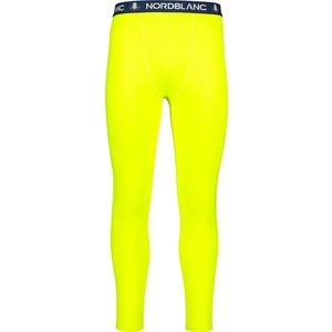 Pentru bărbaţi termo pantaloni Nordblanc tresărire galben NBBMD7088_BPZ, Nordblanc