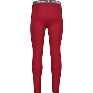 Pentru bărbaţi termo pantaloni Nordblanc tresărire burgundia NBBMD7088_HCA, Nordblanc